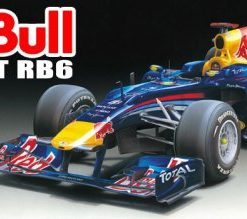 RENAULT RB6 RED BULL   1/20