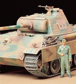 PHANTER TYPE G EARLY PRODUCTION - 1/35