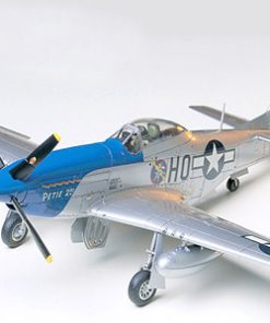 MUSTANG P-51D   8-TH AIR FORCE  NORTH AMERICAN    1/48
