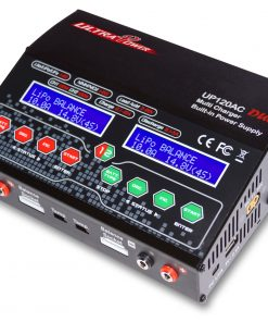 ULTRA POWER UP120AC  - 2 X 120W -  AC/DC CHARGER