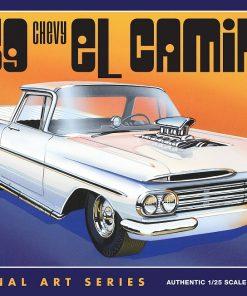 AMT1058 1959 El Camino Mockup Lid